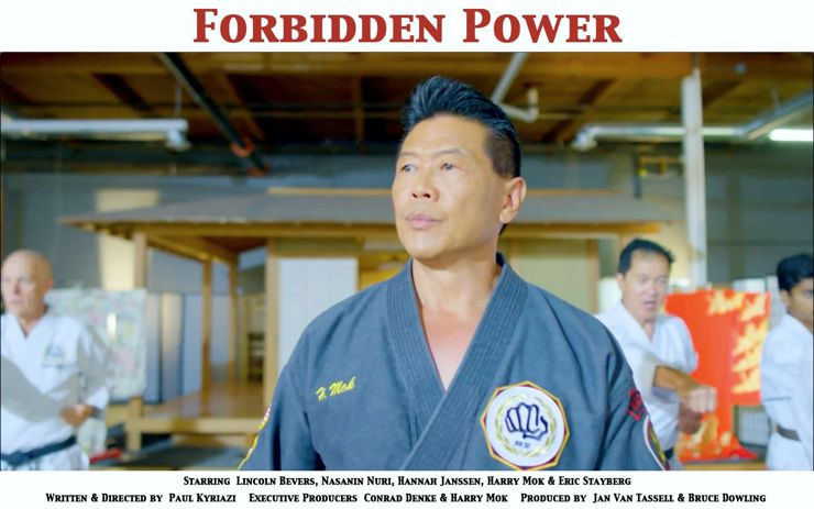 Harry Mok in Forbidden Power (2018)