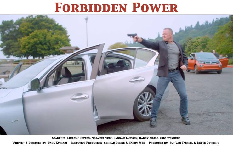 Forbidden Power (2018)
