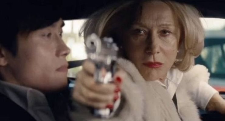 Helen Mirren in Red 2 (2013)