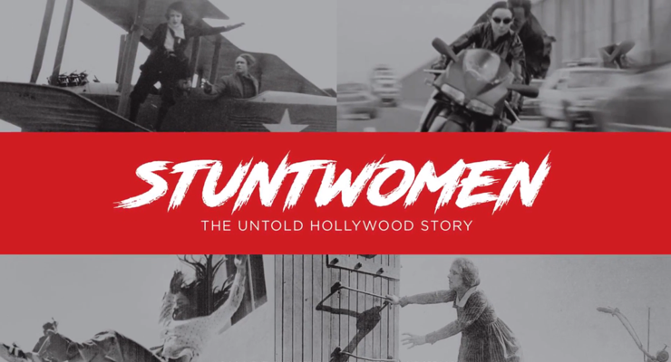 Stuntwomen: The Untold Hollywood Story (2018)