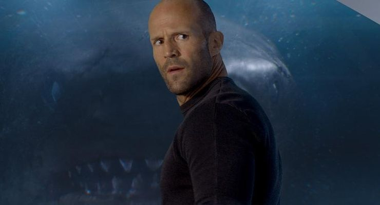Jason Statham in The Meg (2018)