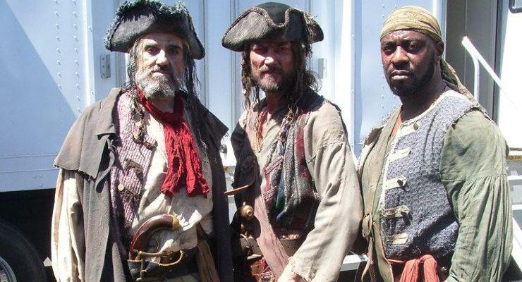 Winston Ellis Pirates of the Caribbean