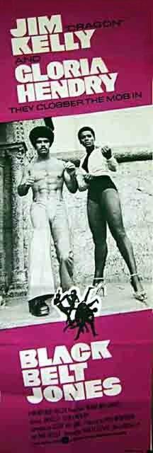 Black Belt Jones (1974) Poster