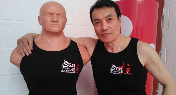 Dave Wong Martial Artist