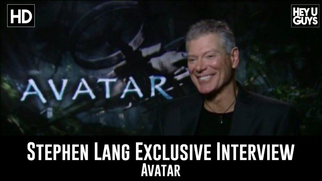 Stephen Lang Avatar Interview