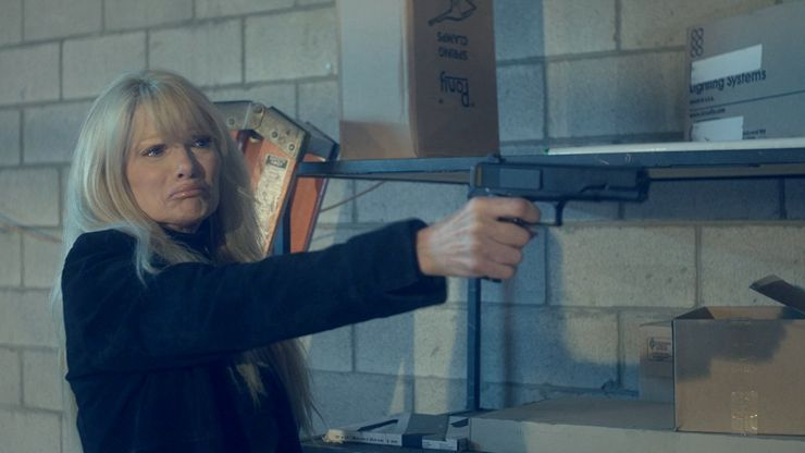 Laurene Landon in Syndicate Smasher (2017)