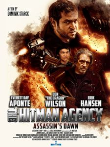 The Hitman Agency (2018) Poster