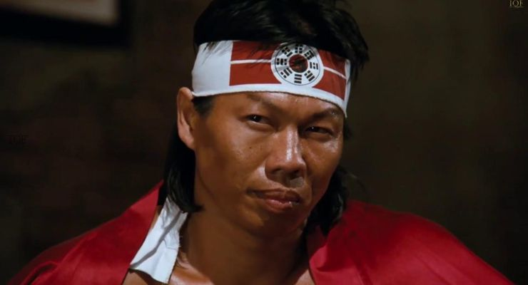Bolo-Yeung in Bloodsport (1988