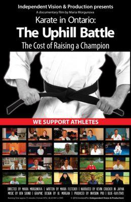 Karate in Ontario: THE UPHILL BATTLE