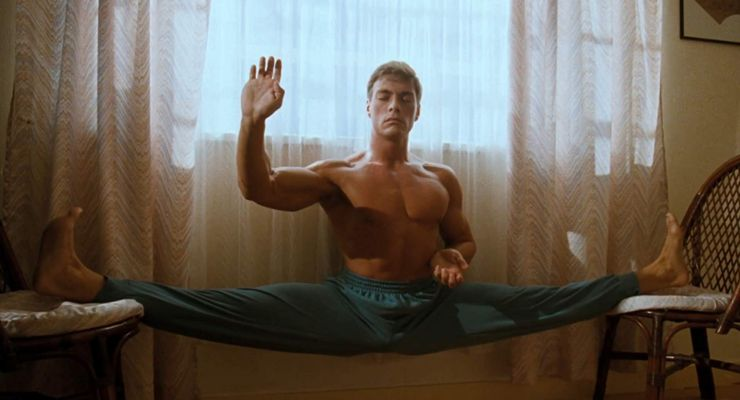 Jean-Claude Van Damme in Bloodsport (1988)