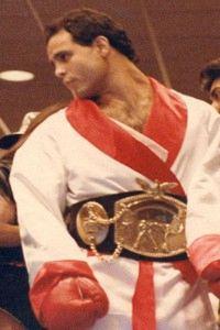 Danny Lopez Kickboxer