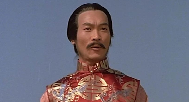 Jang Lee Hwang in Snake in the Eagle's Shadow (1978)