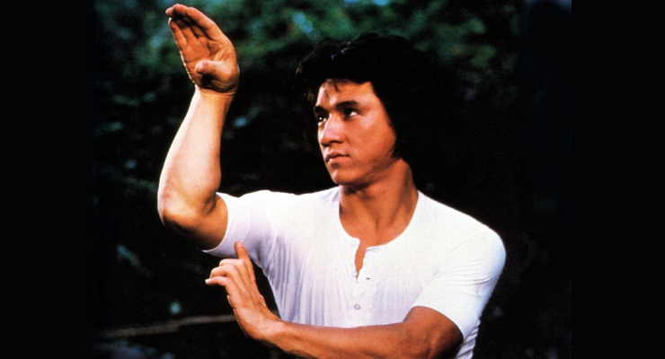 Jackie Chan Snake in the Eagle's Shadow (1978)