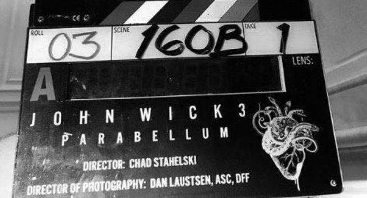 John Wick 3: Parabellum (2019)