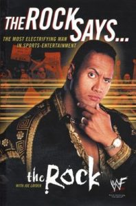 Dwayne Johnson's Book The Rock Says . . .