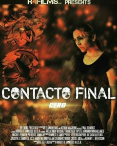 Final Contact (2018) Poster