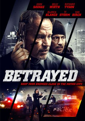 Betrayed (2018) Poster