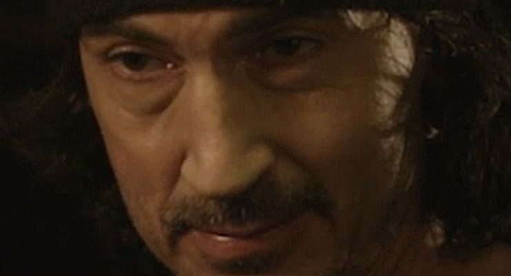 Mike Wolf played by Billy Worth in Betrayed (2018)