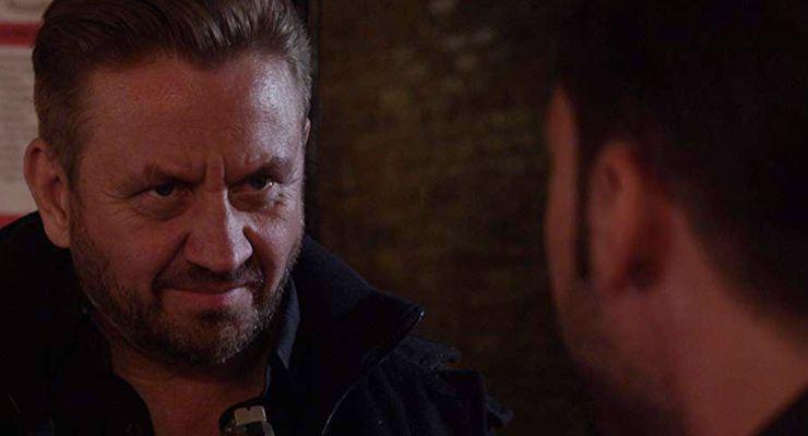 Harley Wallen as Mikhail Kovalchek in Betrayed (2018)