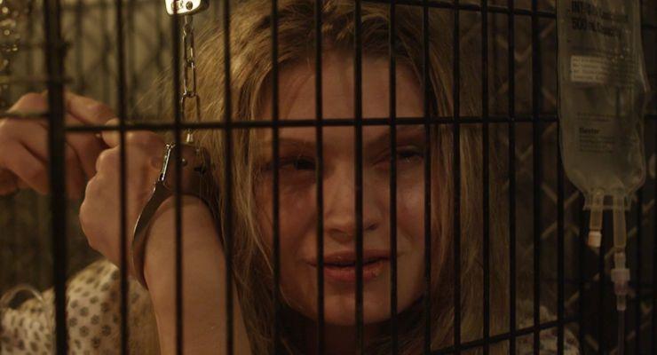 Kaiti Wallen as Marie Alderman in Betrayed (2018)