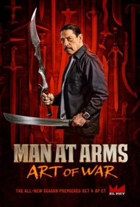 Man At Arms: Arts of War Season 2 Poster