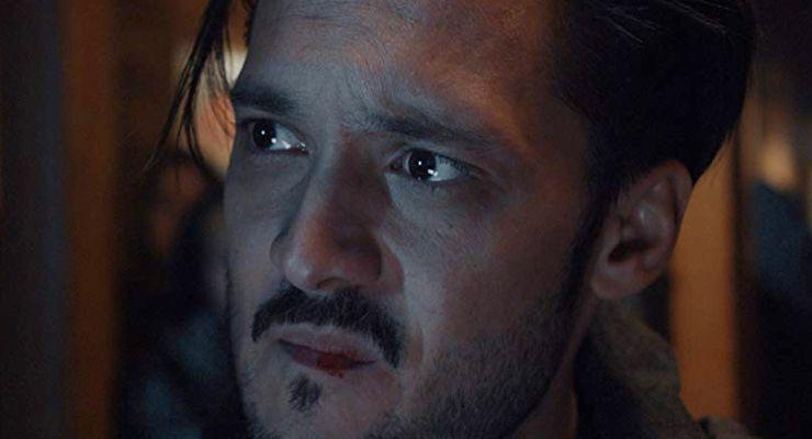 Sean Rey as Darrel in Betrayed (2018)