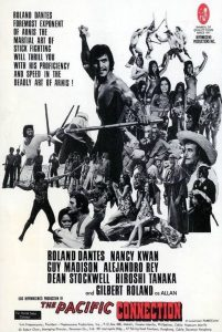 The Pacific Connection (1974) Poster