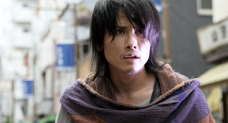 Tak Sakaguchi in Deadball (2011)