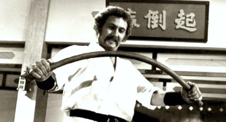 Robert Baker Fist of Fury (1972)