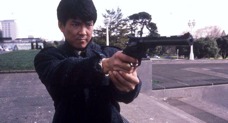 Biao Yuen in Righting Wrongs (1986)