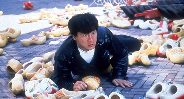 Jackie Chan in Who Am I? (1998)
