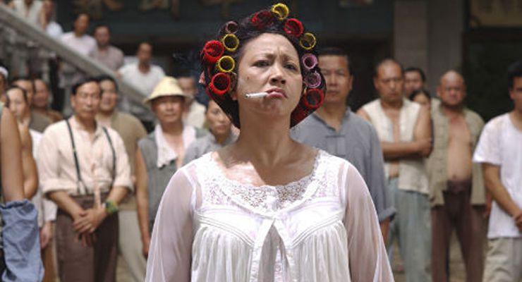 Qiu Yuen in Kung fu (2004)