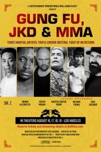 Gung Fu, JKD & MMA (2019) Poster