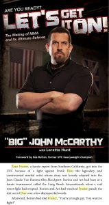 John McCarthy on the Dux and Frazier Fight