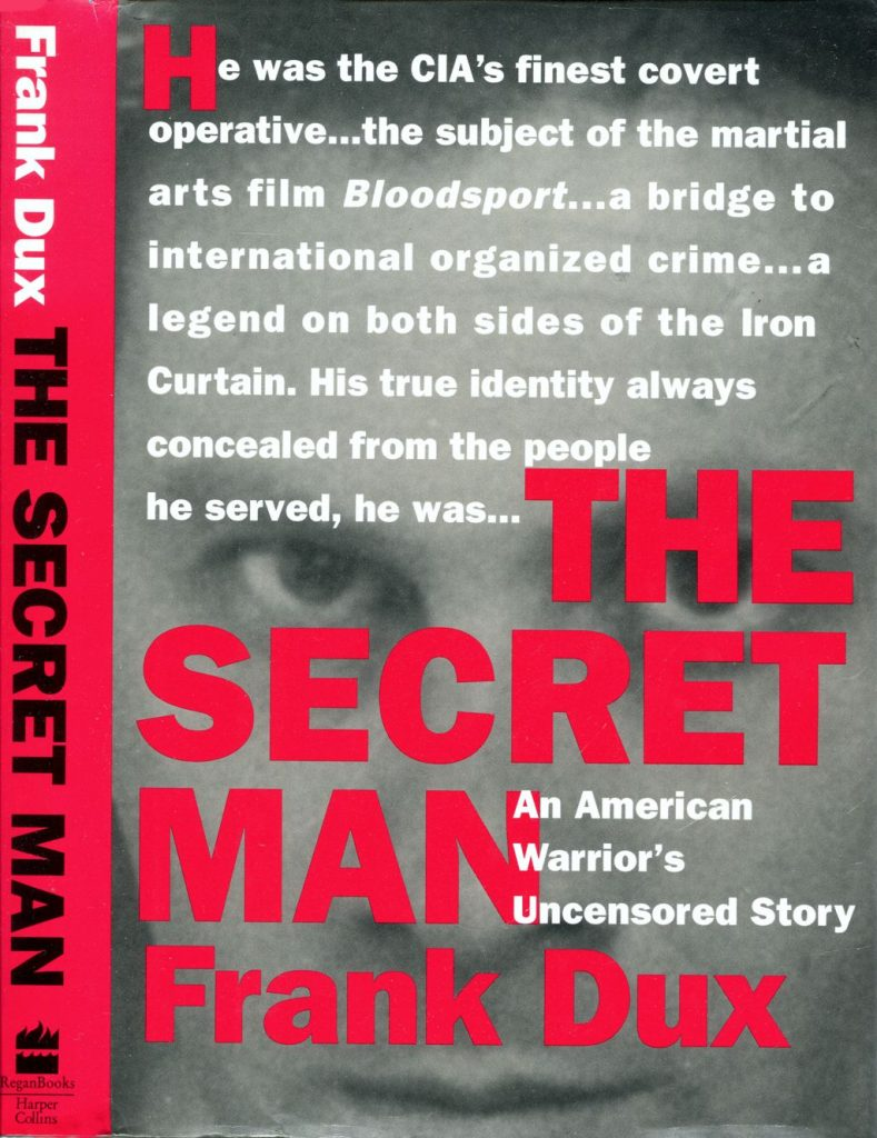 Front cover of The Secret Man by Frank Dux