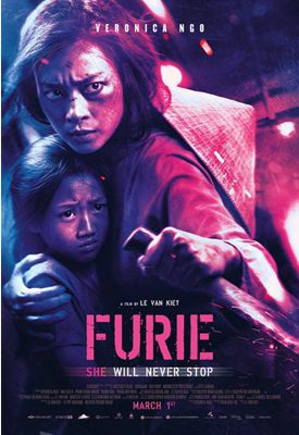 Furie (2019) Poster